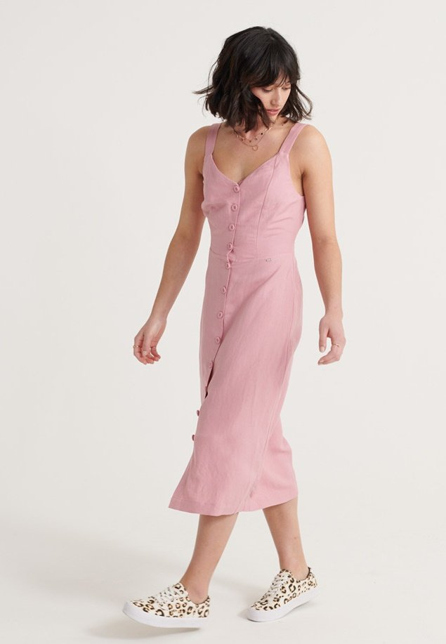 Day dress - soft pink