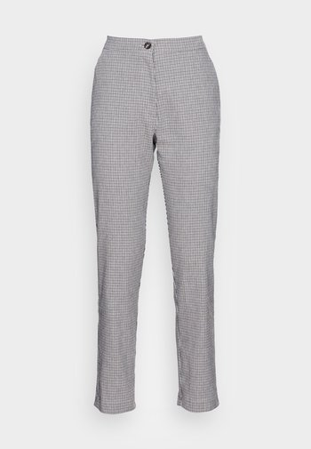 MURICE - Trousers - camel abstract