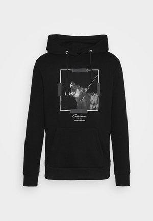 DOBERMAN HOODY - Sweater - black