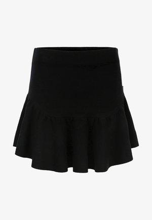 Plisséskjørt - black