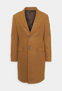 NOTCH - Classic coat - camel