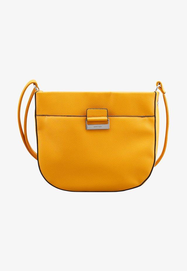 TALK DIFFERENT LL  - Across body bag - yellow
