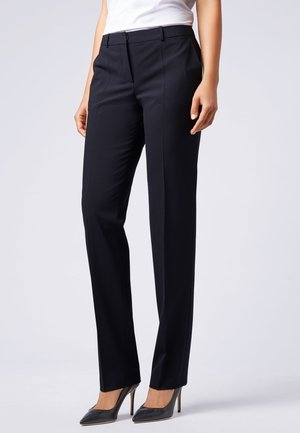 TAMEA - Trousers - dark blue
