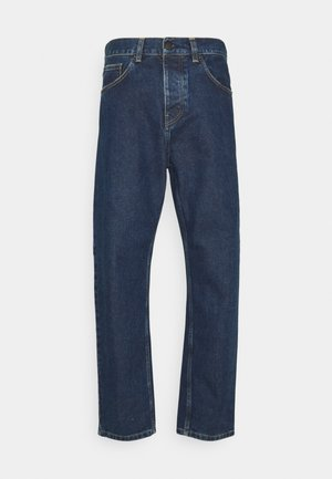 NEWEL PANT MAITLAND - Jeans relaxed fit - stone blue denim