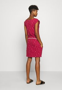 Ragwear - TAG - Žerzejové šaty - red - 2