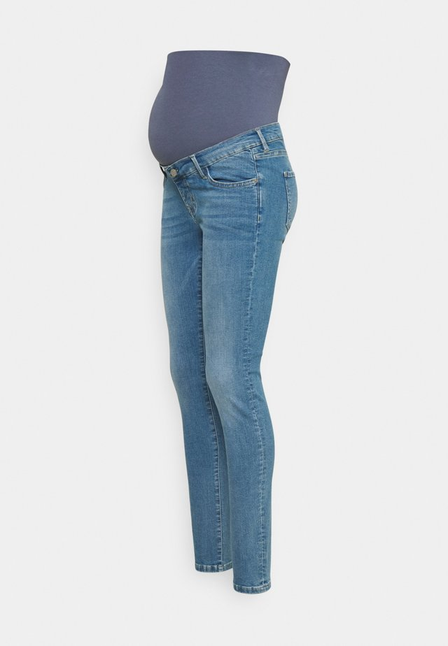 Jeans Skinny Fit - light aged blue