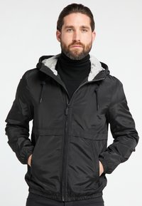DreiMaster - Outdoor jacket - black - 0