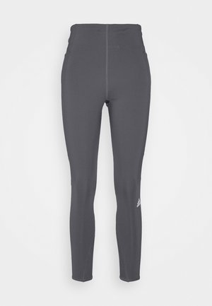 HOW WE DO 7/8 TIGHTS - Tights - solid grey