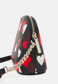 kate spade new york - SMALL DOME CROSSBODY - Across body bag - black/multi - 4