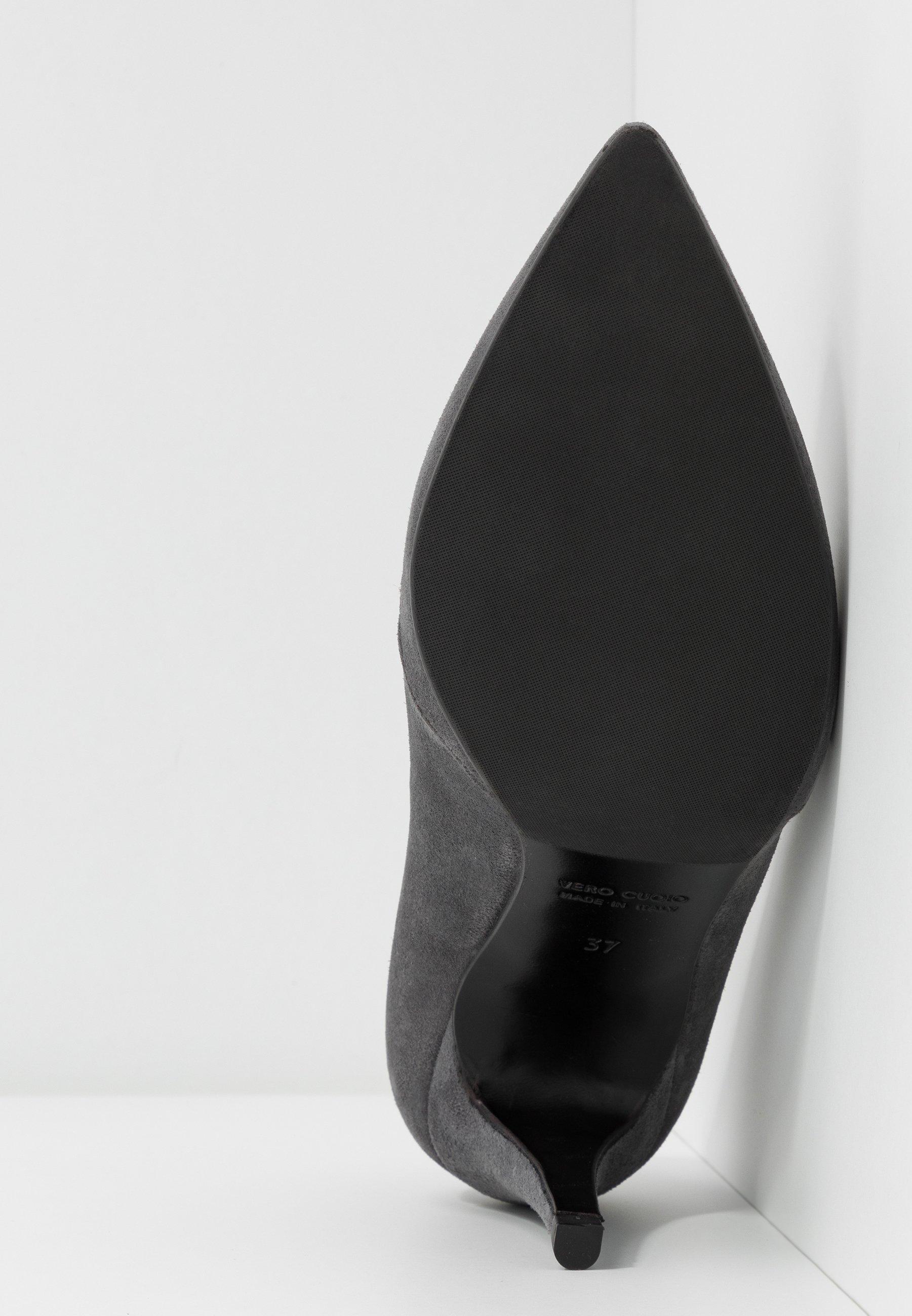 Alberto Zago Hoge hakken - grigio - Damesschoenen Heet