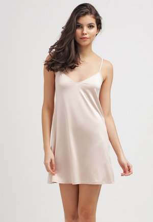 SATIN DELUXE - Nightie - natural