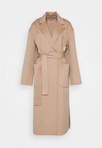 FTC Cashmere - Classic coat - almond - 0