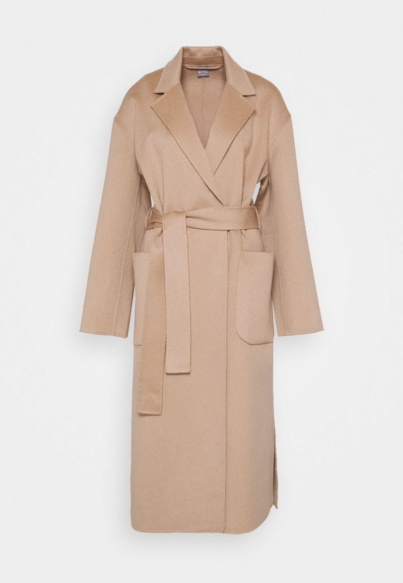 FTC Cashmere - Classic coat - almond