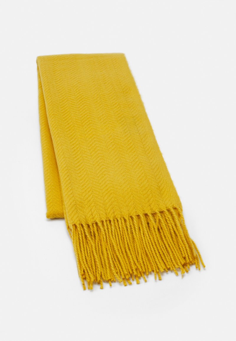 Pieces - PCKIAL NEW LONG SCARF  - Huivi - nugget gold