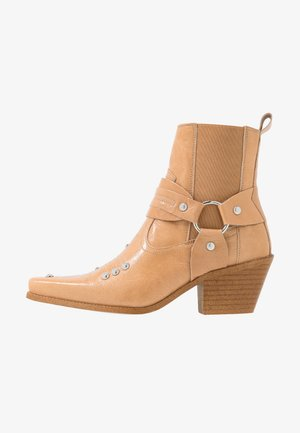 MEXICO WESTERN BOOT - Santiags - natural