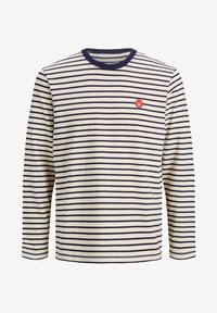 Jack & Jones - JJELONG  - Long sleeved top - cloud dancer - 6
