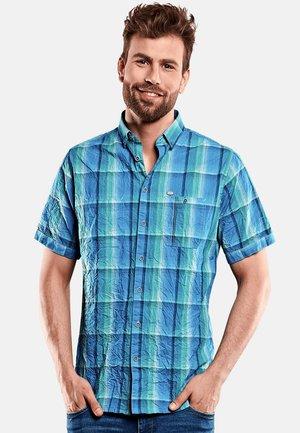 Shirt - teal