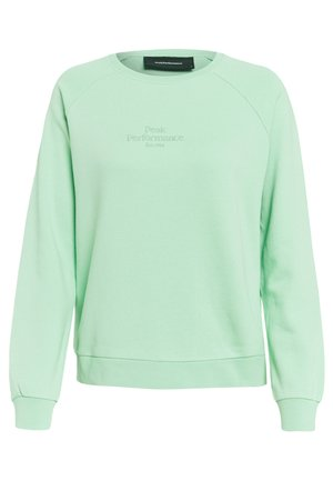 ORIGINAL LIGHT CREW - Sweatshirt - pale horizon