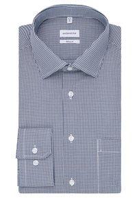 Seidensticker - REGULAR FIT - Shirt - blue - 4