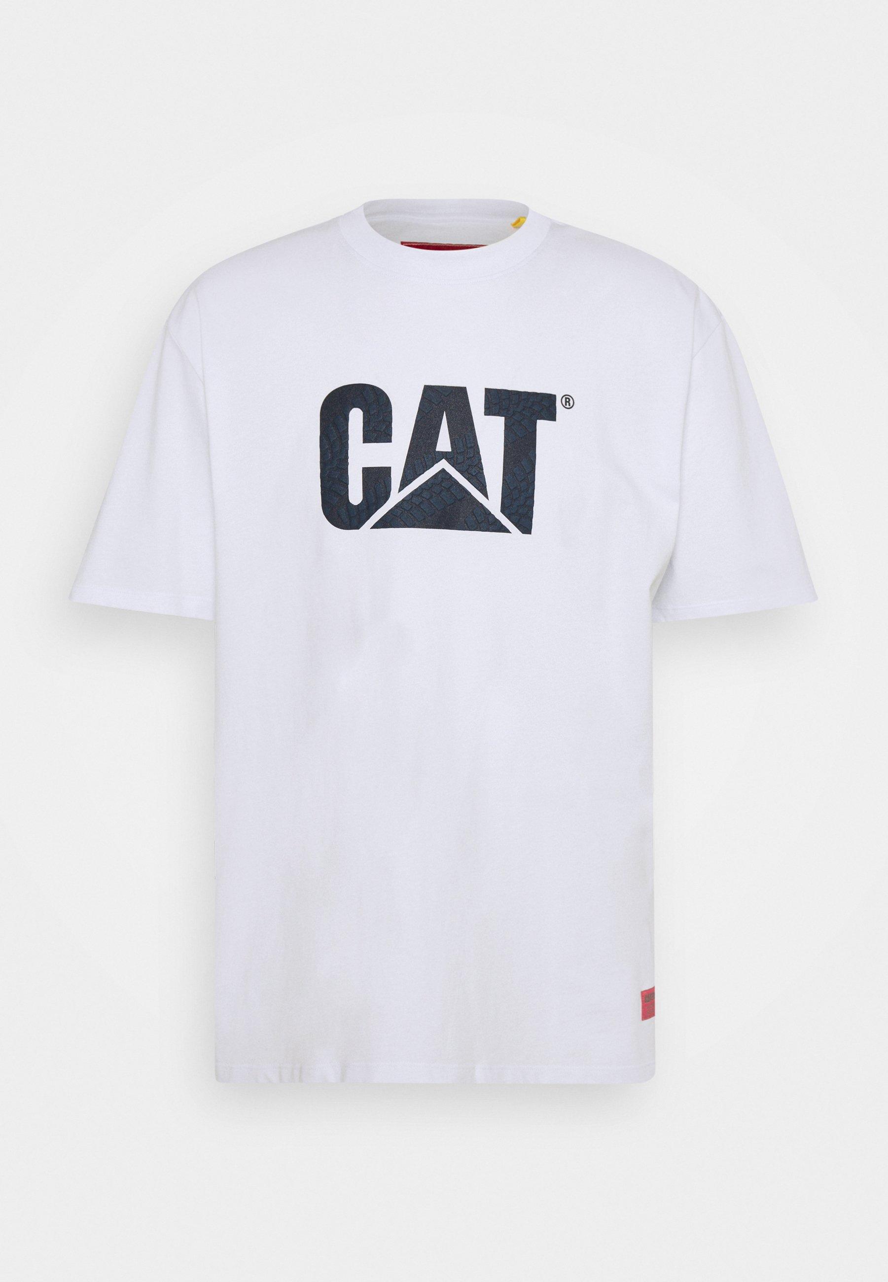 Homme WHEELS PRINT TEE - T-shirt imprimé