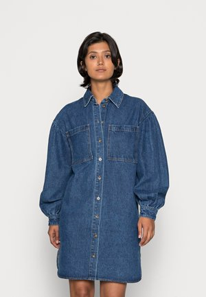 LIPI - Day dress - medium blue