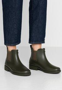 Aigle - CARVILLE WOMAN - Regenlaarzen - very kaki - 0