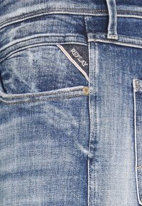 Replay - ANBASS AGED - Jeans Skinny Fit - medium blue - 6