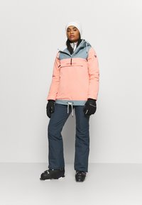 Brunotti - SUNLEAF WOMEN SNOWPANTS - Ski- & snowboardbukser - space blue - 1