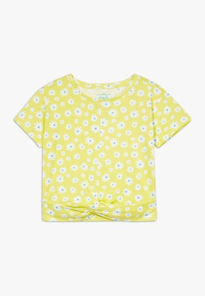SMALL GIRLS  - Print T-shirt - limelight