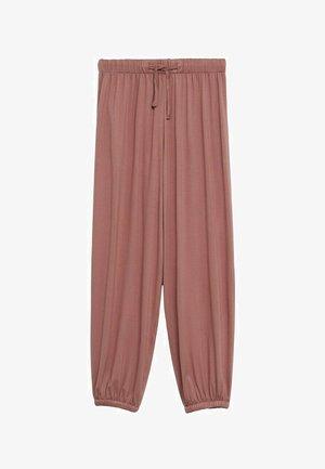 LYON - Kalhoty - roze