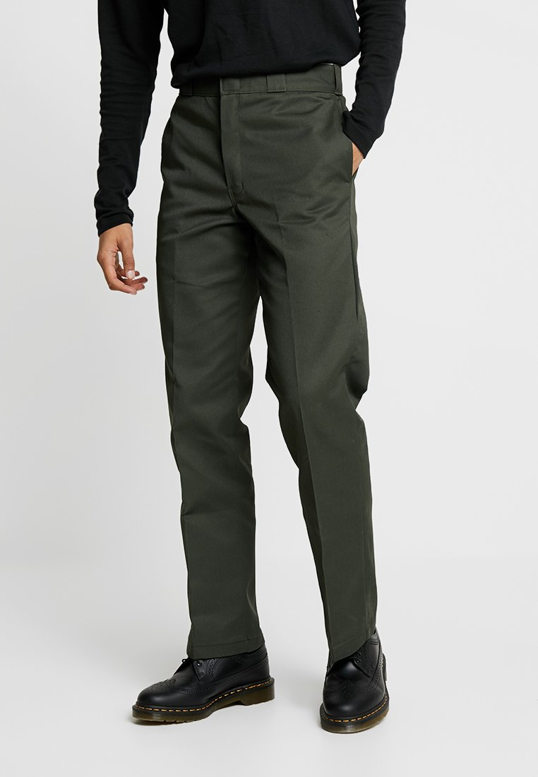 Dickies - ORIGINAL 874® WORK PANT - Trousers - olive green