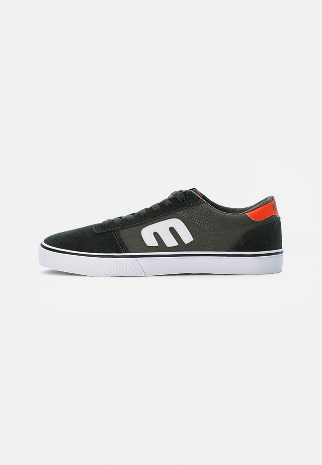 CALLI VULC - Sneakers - green/orange