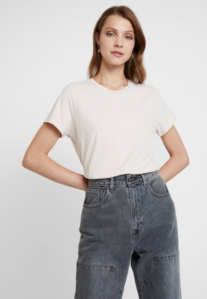 SOLLY TEE SOLID - Basic T-shirt - hushed violet