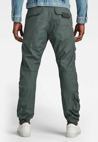G-Star - STRAIGHT TAPERED  - Cargo trousers - graphite - 1
