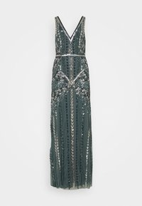 Maya Deluxe - ALL OVER EMBELLISHED MAXI DRESS - Occasion wear - multi - 5
