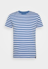 Mads Nørgaard - MIDI THOR - T-shirt imprimé - white riverside - 0