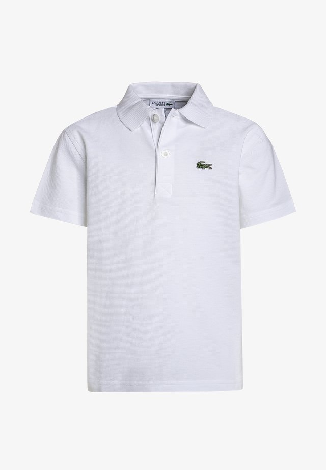 TENNIS - Polo - white