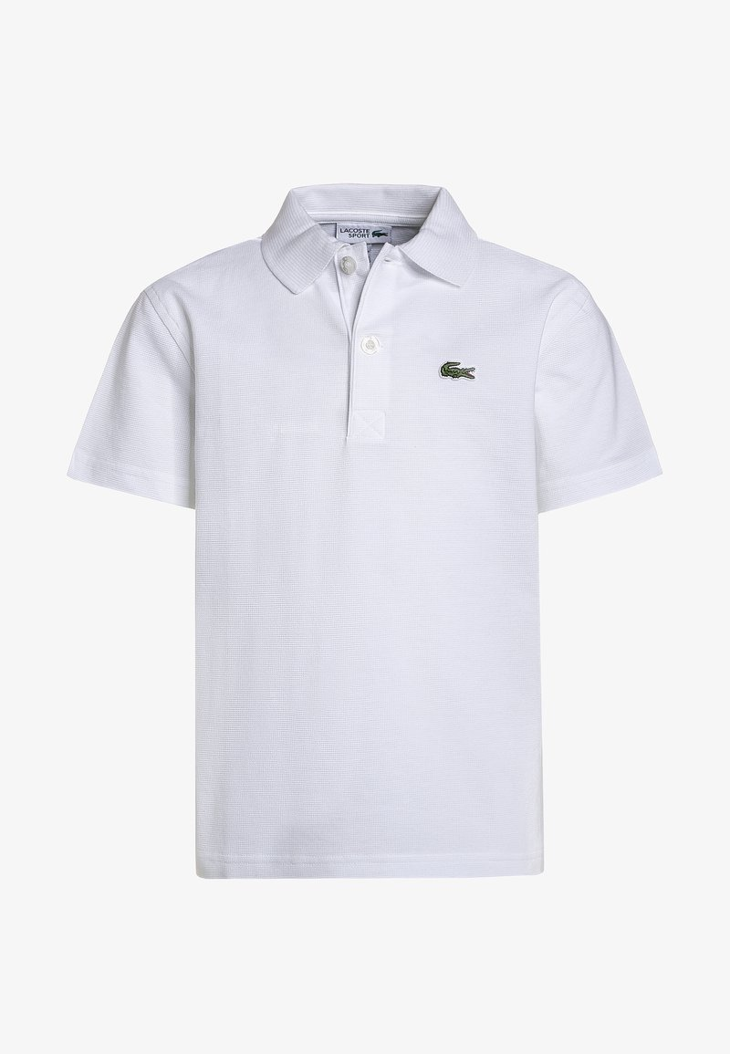 Lacoste Sport - TENNIS - Polotričko - white