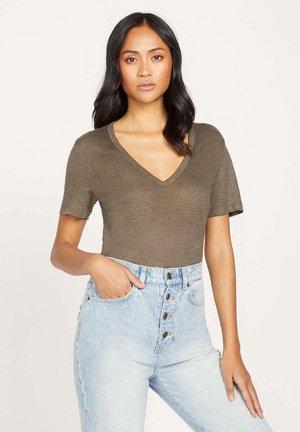 Basic T-shirt - nz kaki
