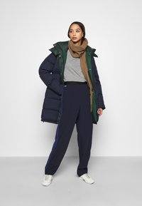 Lacoste - Trousers - navy blue - 1