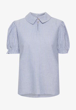 Camicetta - blue stripe
