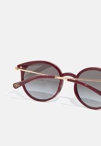 Dolce&Gabbana - Sunglasses - bordeaux - 2