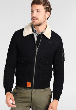 AVIATOR - Light jacket - navy