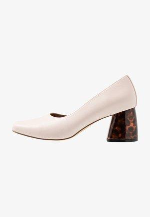 PIKOSA - Classic heels - nude