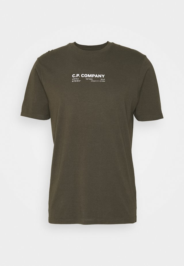 SHORT SLEEVE - T-shirts print - ivy green