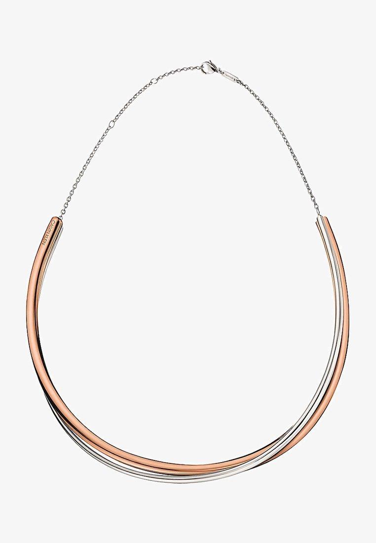 Calvin Klein - DOUBLE  - Halskette - bi-coloured