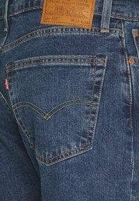 Levi's® - 502™ TAPER - Jeans straight leg - stonewash stretch t2 - 5