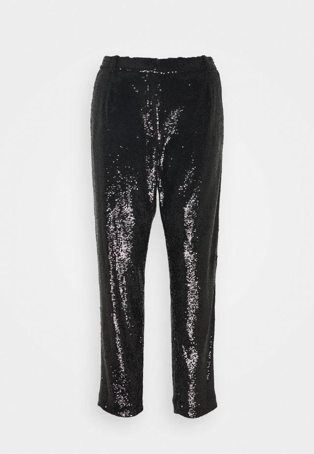 WINNER - Pantalones - black
