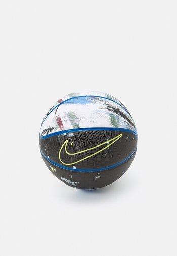 MIAMI CITIY EXPLORATION SERIES UNISEX - Balón de baloncesto - black/signal blue/opti yellow/black