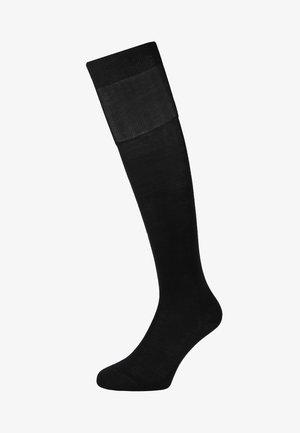GEORGE - Knee high socks - black